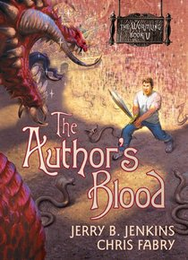 The Authors Blood (#05 in The Wormling Series)