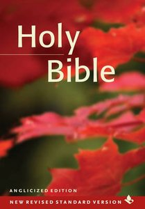 NRSV Cambridge Popular Text Edition Red
