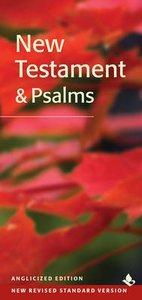 NRSV Slimline New Testament and Psalms