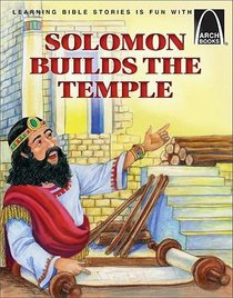 Arch Books: Solomon Builds a Temple