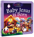 Baby Jesus is Born (Candle Bible For Toddlers Series)