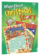 Christmas Story (Wipe Clean Series)