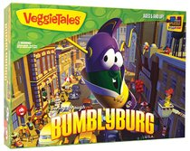 Veggie Tales Jigsaw Puzzle: Swinging Through Bumblyburg (100 Pieces)