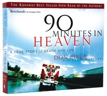 90 Minutes in Heaven (5 Cds, Unabridged)