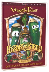 Lions, Shepherds and Queens (#01 in Veggie Tales Heroes Of The Bible Series)