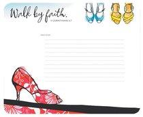 Walk By Faith: Memo Mousepad