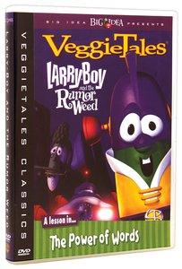 Veggie Tales #12: Larry Boy and the Rumor Weed (#12 in Veggie Tales Visual Series (Veggietales))