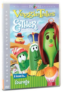 Veggie Tales #14: Esther, the Girl Who Became Queen (#14 in Veggie Tales Visual Series (Veggietales))