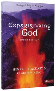 Experiencing God - Youth Edition Revised (Member Book)