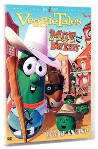 Veggie Tales #29: Moe and the Big Exit (#029 in Veggie Tales Visual Series (Veggietales))