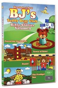 Bj Bearsheba #03 (Episodes 6,7,8) (#03 in Bj Bearsheba Series)