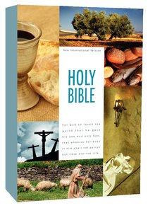NIV Holy Bible Textbook Edition (Black Letter Edition)