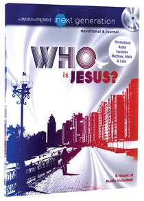 Word of Promise Next Generation: Who is Jesus? New Testament Devotional and Journal (Mp3)