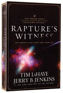 Raptures Witness (#01 in Left Behind Series Collectors Edition)