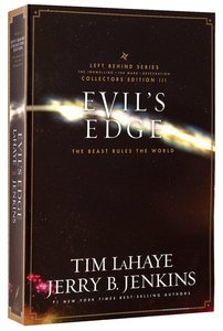 Evils Edge (#03 in Left Behind Series Collectors Edition)