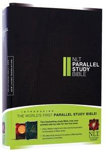NLT Parallel Study (Black Letter Edition)