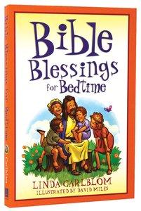 Bible Blessings For Bedtime