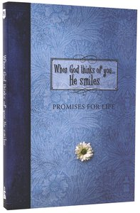 When God Thinks of You... He Smiles (Pocket Inspirations Series)