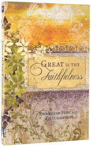 Great is Thy Faithfulness (Pocket Inspirations Series)
