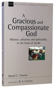 Nsbt: A Gracious and Compassionate God