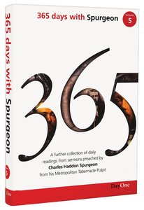 365 Days With Spurgeon (Vol 5)