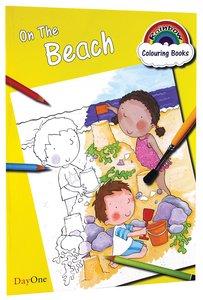 On the Beach (Rainbow Colouring Book Series)