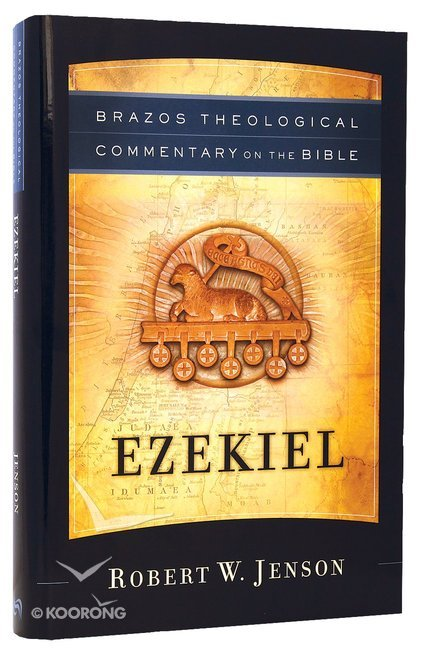 Buy Ezekiel Brazos Theological Commentary On The Bible Series By