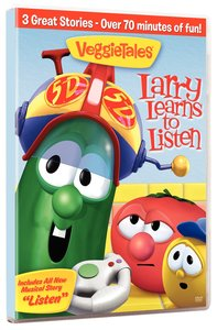 Veggie Tales #44: Larry Learns to Listen (#044 in Veggie Tales Visual Series (Veggietales))