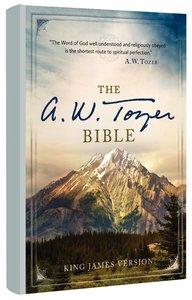 KJV a W Tozer Bible