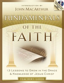 Fundamentals of the Faith (Teachers Guide With Mp3)