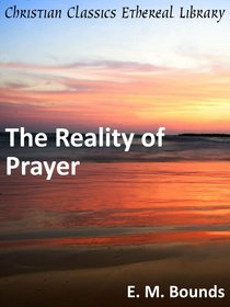 Reality of Prayer