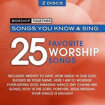 Worship Together:25 Favourite Worship Songs (2 Cds)