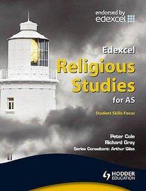 Edexcel Religious Studies For as (Senior School)