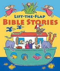 Lift the Flap: Bible Stories