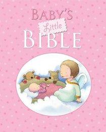 Babys Little Bible (Pink)
