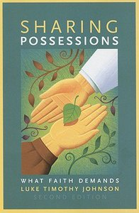 Sharing Possession: What Faith Demands