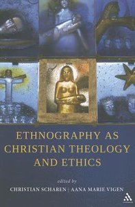 Ethnography as Children Theology and Ethics