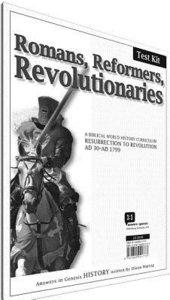 Test Kit (Romans, Reformers, Revolutionaries Series)