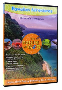 Hawaiian Adventures (Childrens Curriculum DVD) (Nature Of God Series)