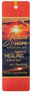 Tassel Bookmark: Jesus is Hope