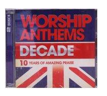 Worship Anthems Decade