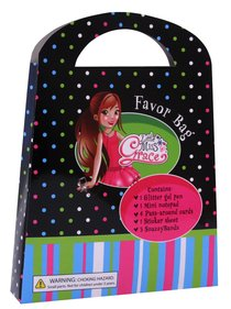 Little Miss Grace Gift Bag: Black