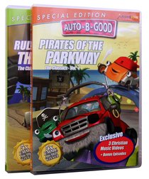 Rules of the Road/Pirates of the Parkway (Auto B Good Dvd Special Double Pack Series)