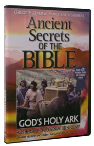 Ancient Secrets 3 #06: Gods Holy Ark (#06 in Ancient Secrets Of The Bible Dvd Series)