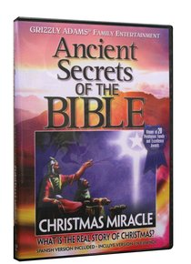 Ancient Secrets 3 #09: Christmas Miracle (#09 in Ancient Secrets Of The Bible Dvd Series)