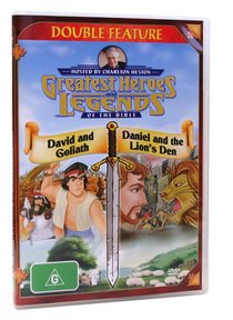 David and Goliath/Daniel and the Lions Den (Greatest Heroes & Legends Of The Bible Series)