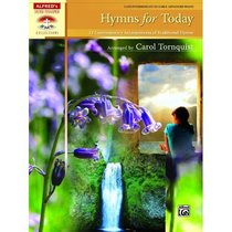 Hymns For Today (Music Book)