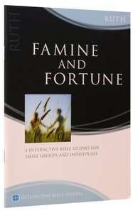 Ibs: Famine and Fortune (Ruth)