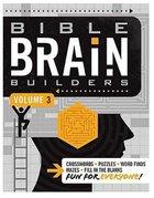 Bible Brain Builders Volume 3 (#03 in Bible Brain Builders Series)