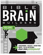 Bible Brain Builders Volume 5 (#05 in Bible Brain Builders Series)